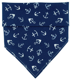 Seas The Day Dog bandana