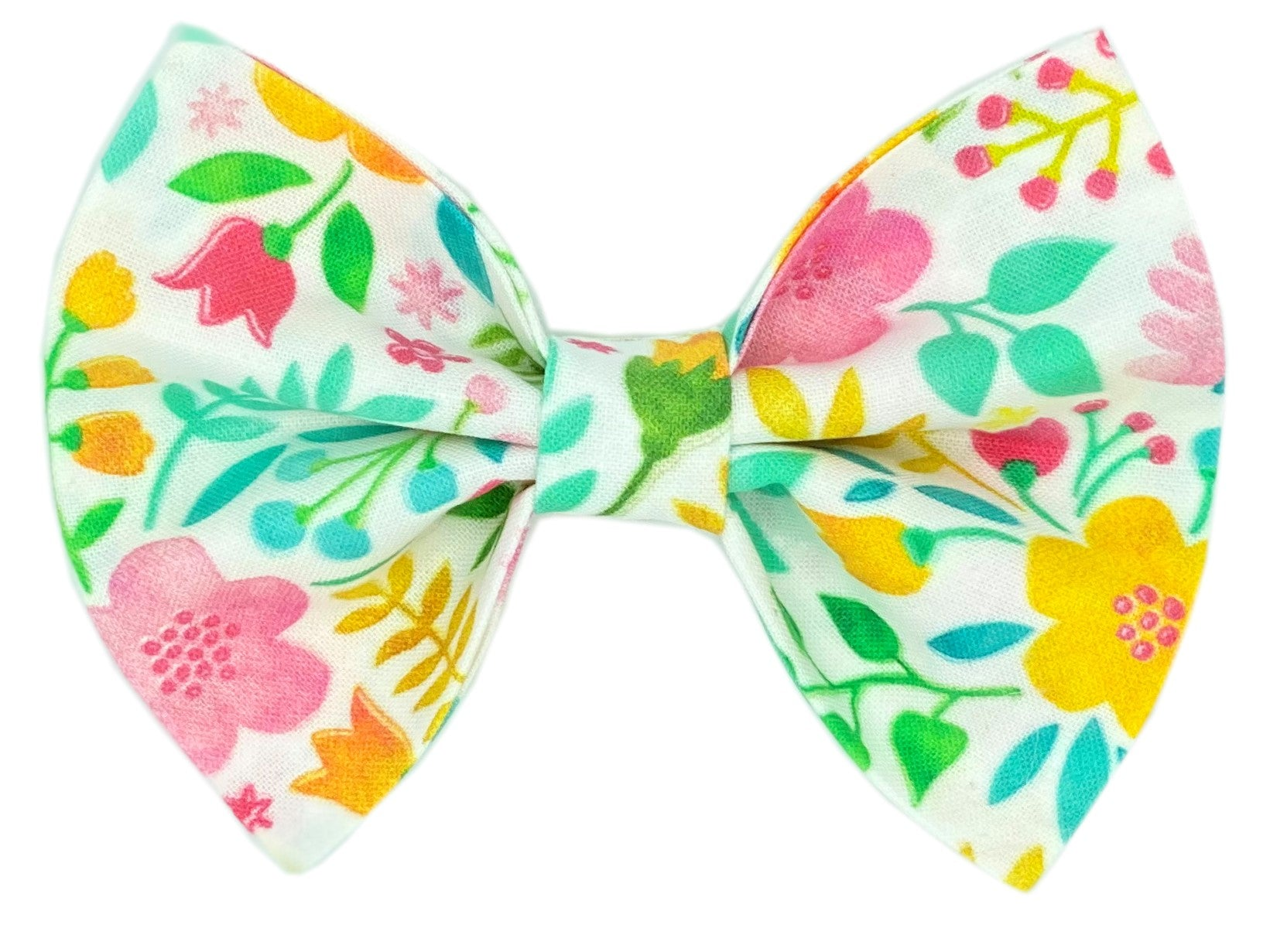 Wildflower Bow Tie
