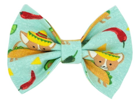 Taco Tuesday Bow Tie