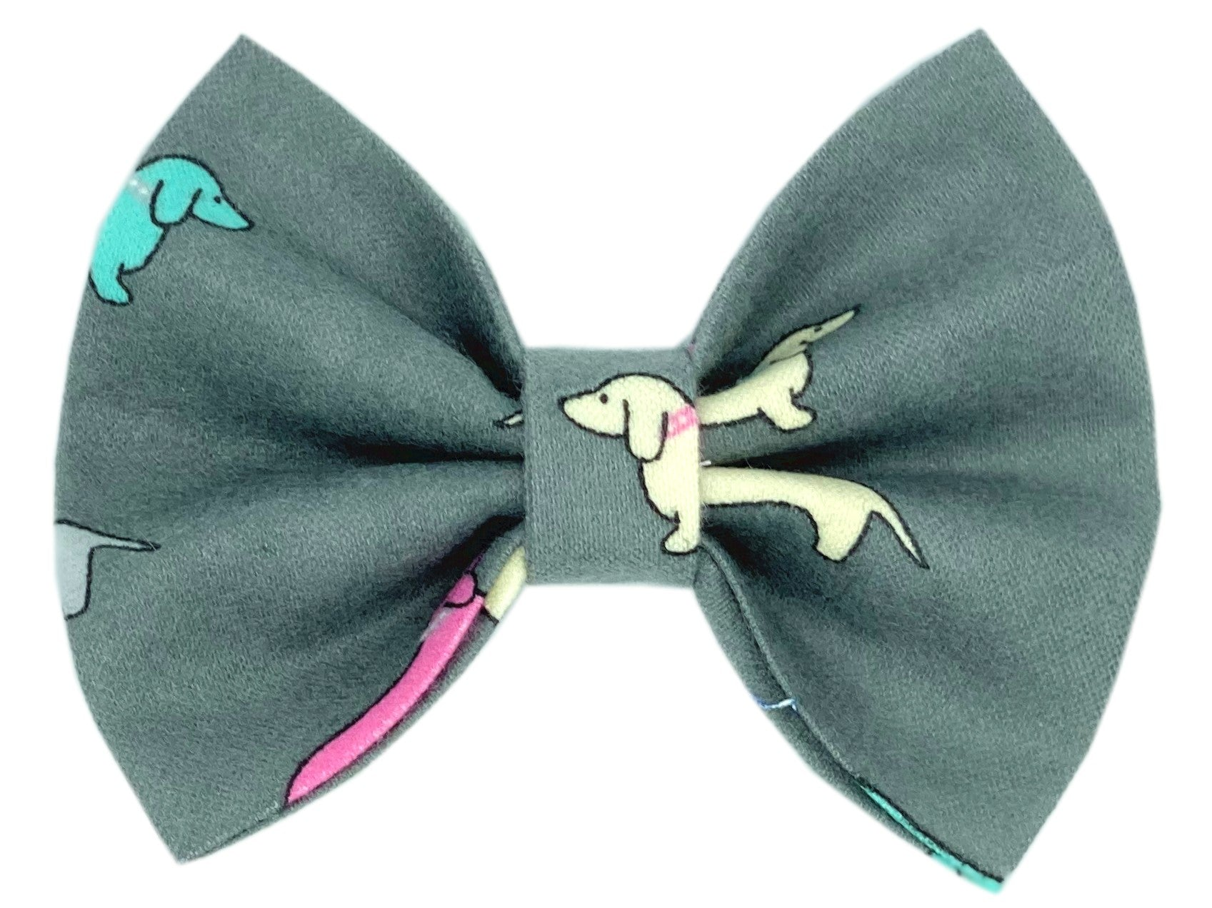 Doxie Lover Bow Tie