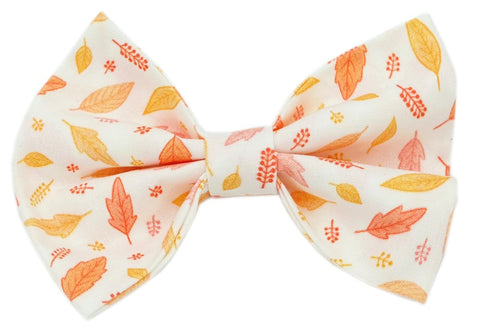 Autumn Leaves Bow Tie