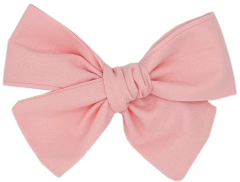 Lavender Pink Bow