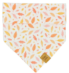 Autumn Leaves Dog bandana