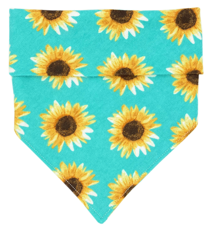 Hello Sunshine Dog bandana