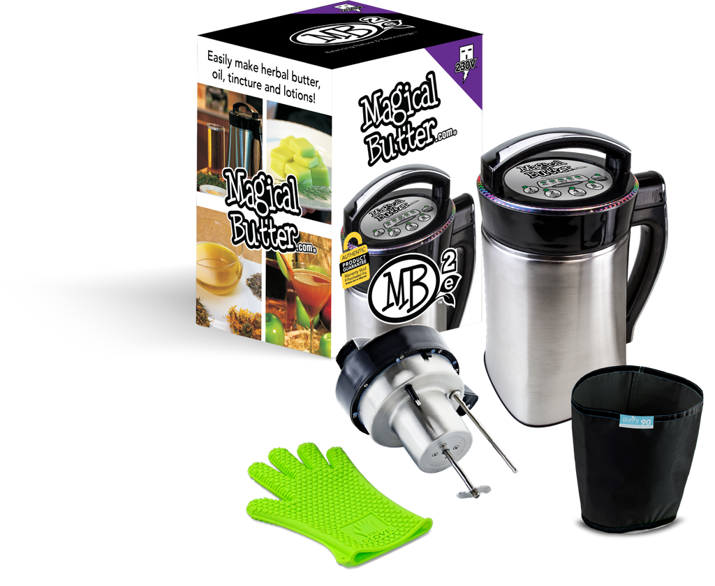 MAGICAL BUTTER BOTANICAL EXTRACTOR MACHINE UK VERSION OFFICIAL
