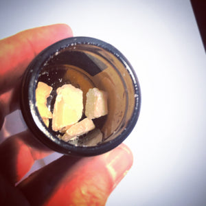 CBD WAX/CRUMBLE ~85% CBD dabs (free delivery UK mainland)