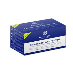 Cannabinoid Test Kit (free delivery UK mainland)