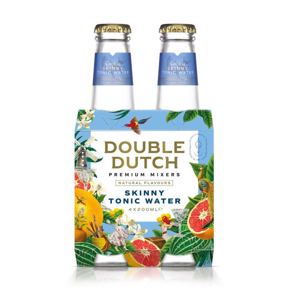Double Dutch Skinny Tonic 4-pack