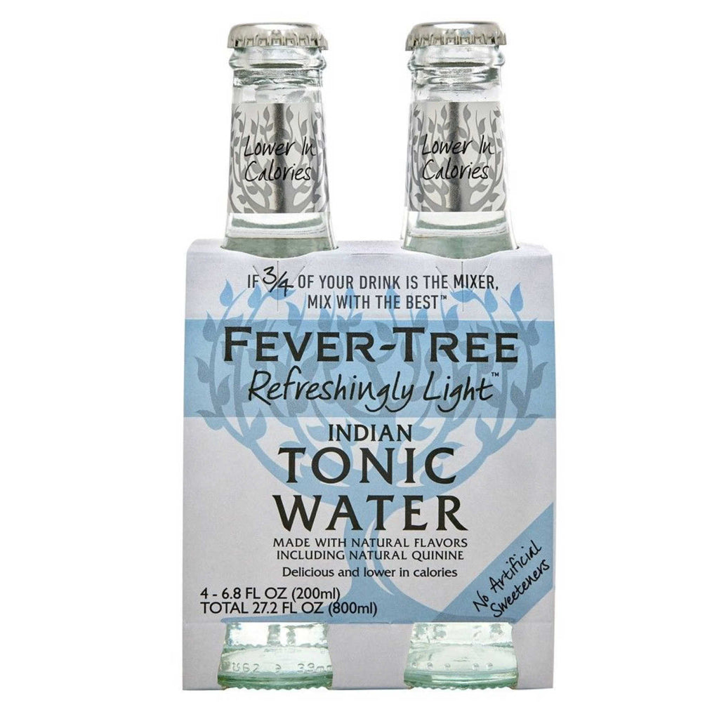 fever-tree Refreshingly light 20 cl 4-pack-boozdup
