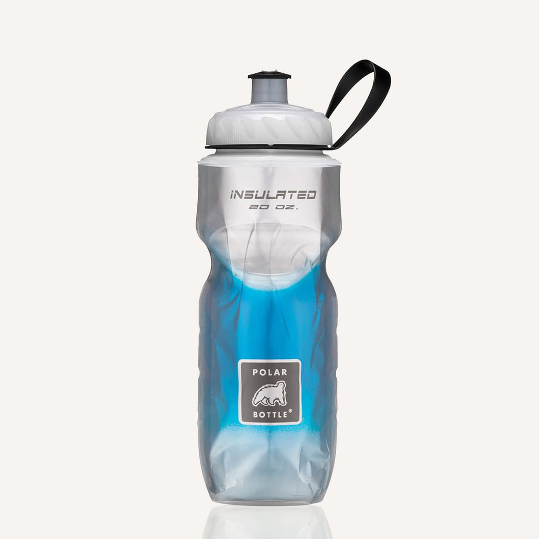 Polar Bottle 20 oz Azul Degradado