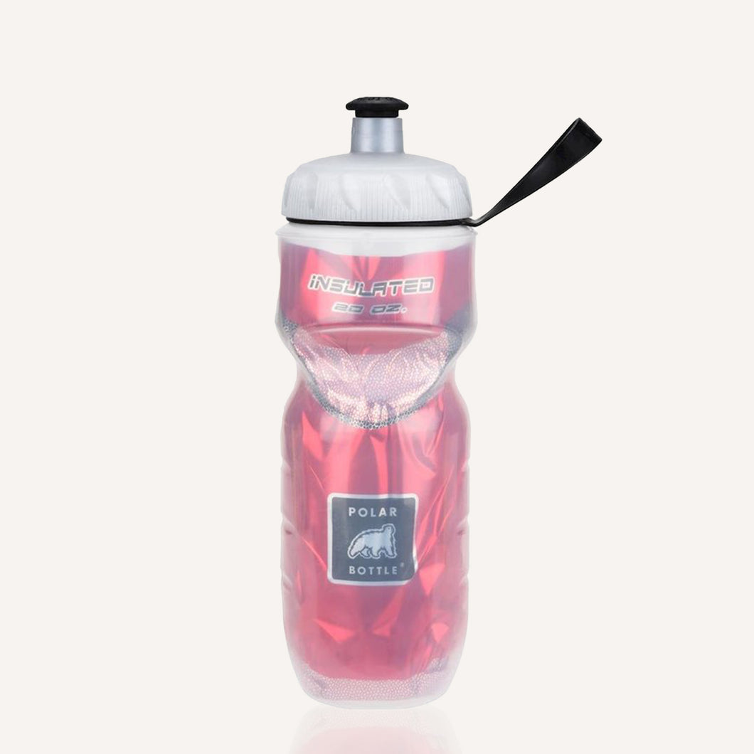 Polar Bottle 20 oz Roja