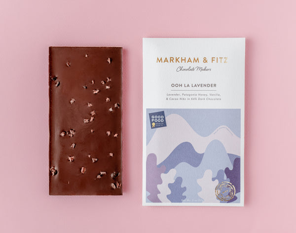 Ooh La Lavender Chocolate Bar