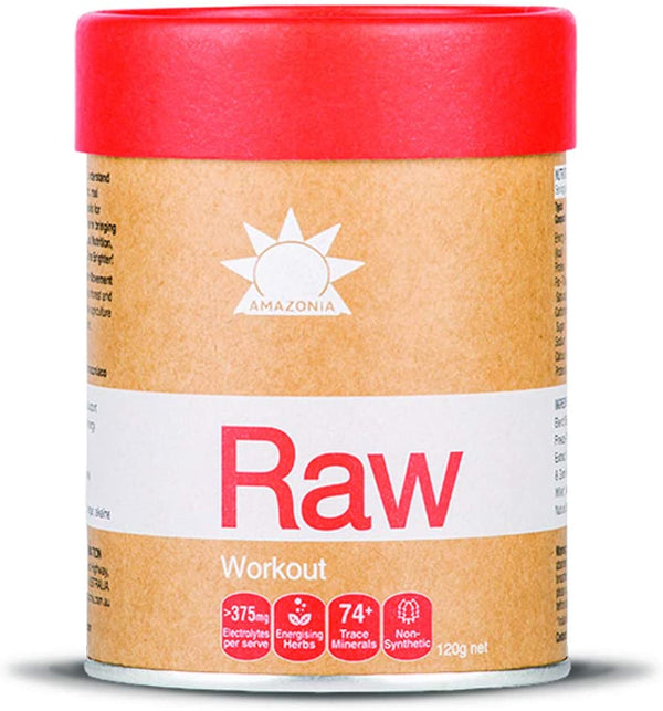 Raw Pre-Workout