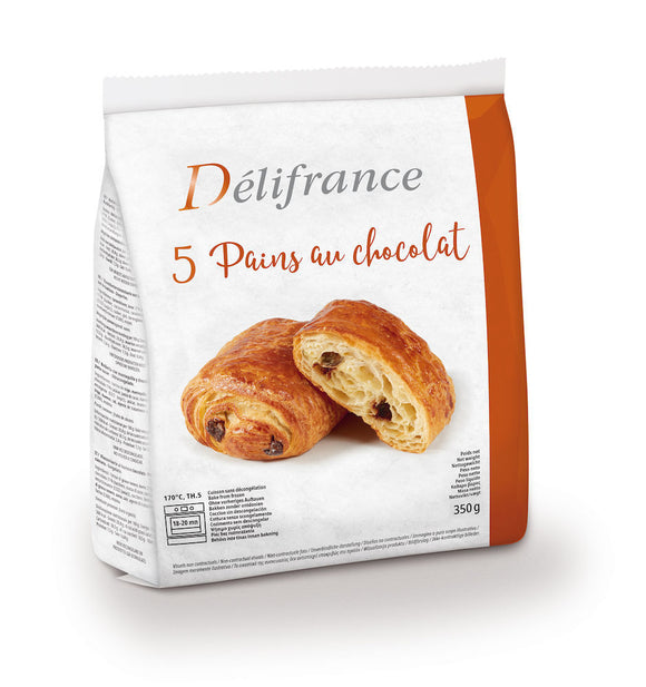 Retail Pack 5 Chocolate Croissant - PROMO SALE 25% CHECK OUT