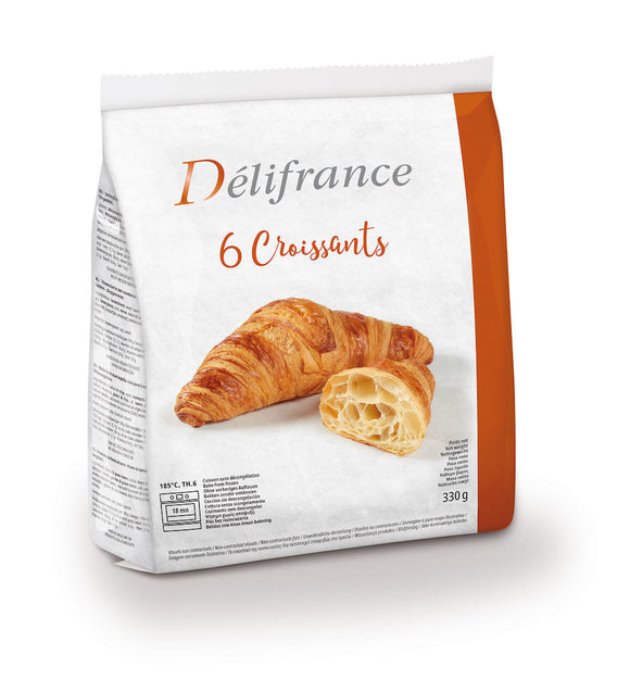 Retail Pack 6 Butter Croissant - PROMO SALE 25% CHECK OUT