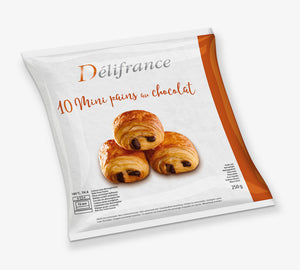 Retail Pack 10 Mini Chocolate Croissant - PROMO SALE 25% CHECK OUT