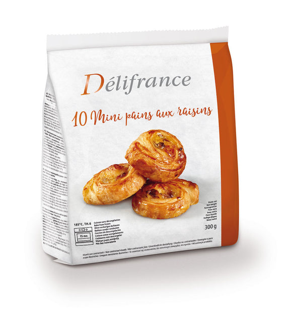 Retail Pack 10 Mini Sultana Croissant - PROMO SALES 25% CHECK OUT!