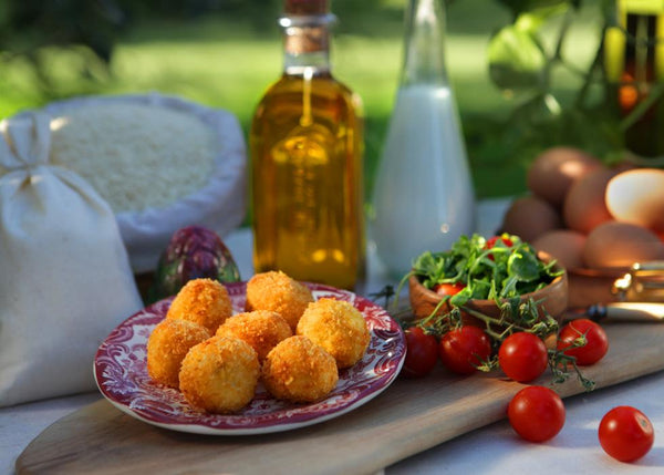 delicious croquettes for snacks