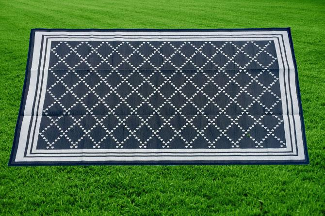 Everyday Design - Gazebo Mats - Mats By Design - eco friendly affordable lightweight recycled plastic camping camper indoor outdoor mat rug