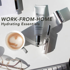 WORK-FROM-HOME HYDRATING ESSENTIALS
