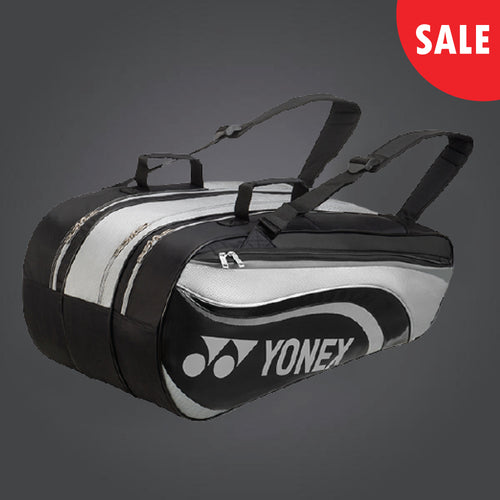 Yonex 8829 (Grey) 9pk Badminton Tennis Racket Bag