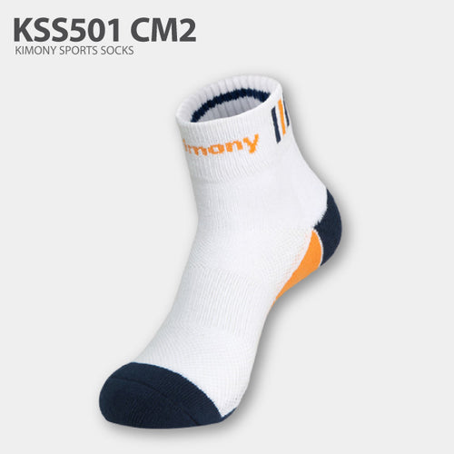 Kimony Men's Sports Socks [KSS501-CM2]