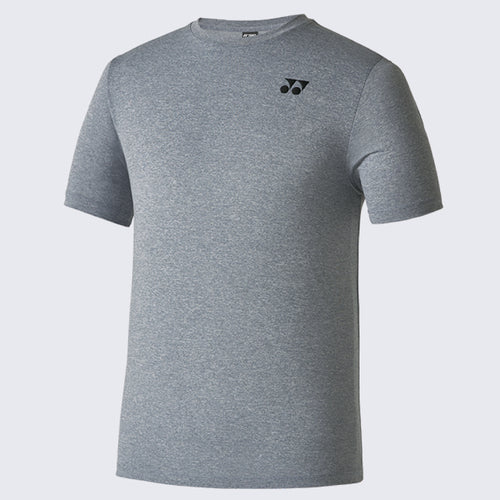 Men's Round T-Shirt (Grey) 99TR005M
