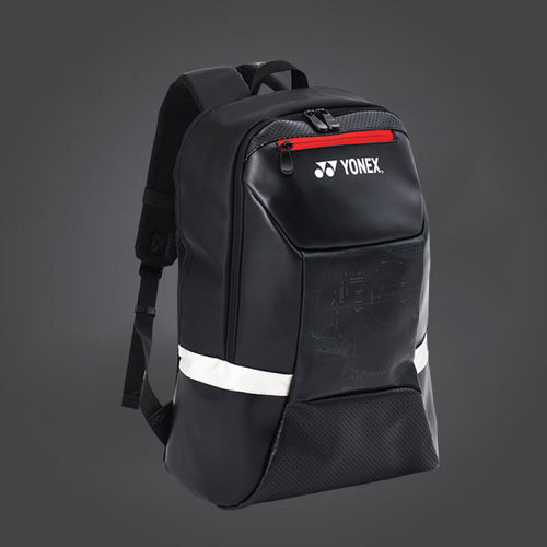 Yonex 209BP003U (Black) Short Backpack Badminton Tennis Racket Bag