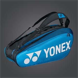 Yonex 92026 (Deep Blue) 6pk Badminton Tennis Racket Bag