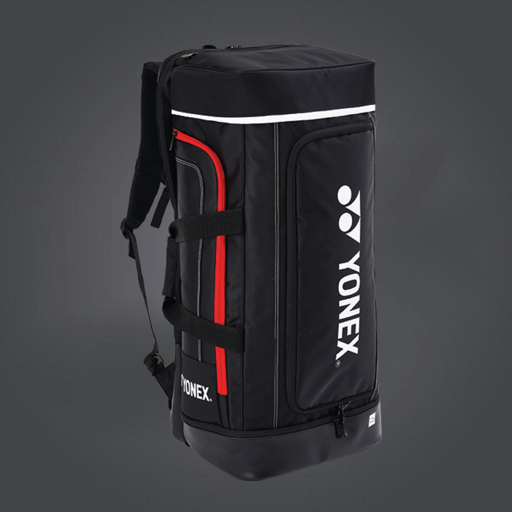 Yonex 209BP002U (Black) Long Backpack Badminton Tennis Racket Bag