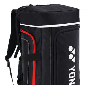 Yonex 209BP002U (Black) Long Backpack Badminton Tennis Racket Bag - JoyBadminton