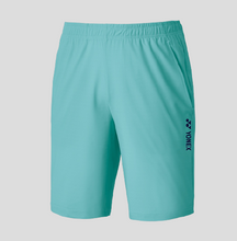 Load image into Gallery viewer, Yonex Men's Slim Fit Woven Shorts (Mint) 201PH007M
