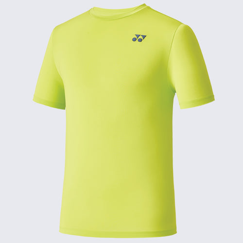 Men's Round T-Shirt (Lime) 99TR005M