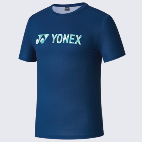 Men's Round T-Shirt (Morocco Blue) 99TR001M