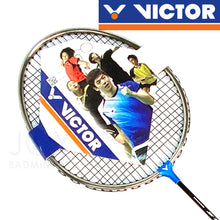 Load image into Gallery viewer, Victor ST 1800 Pre-Strung Badminton Racket