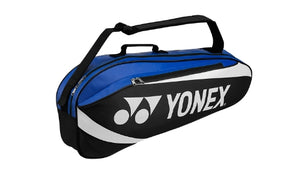Yonex 8923 (Blue/ Black) 3pk Badminton Tennis Racket Bag