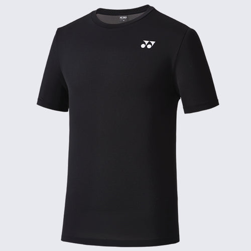 Men's Round T-Shirt (Black) 99TR005M