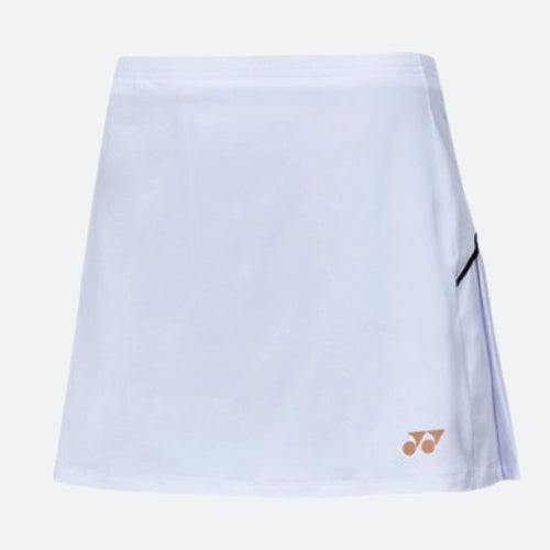 Yonex Women's Skirt (White) 81PS003F