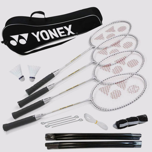 Yonex Leisure Badminton Combo Set (4-Pack) - JoyBadminton