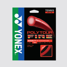 Load image into Gallery viewer, Yonex Polytour Fire 120 / 17 Tennis String