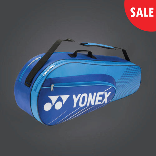 Yonex 4726 (Blue) 6pk Badminton Tennis Racket Bag