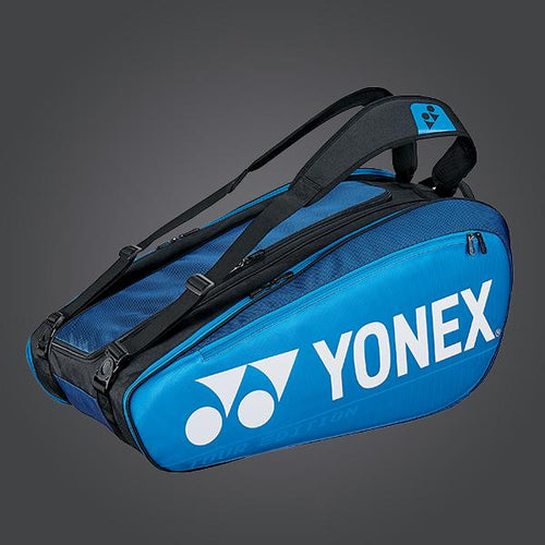 Yonex 92029 (Deep Blue) 9pk Badminton Tennis Racket Bag