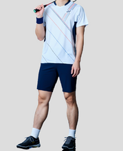 Load image into Gallery viewer, Yonex Men's Slim Fit Woven Shorts (Navy) 201PH007M