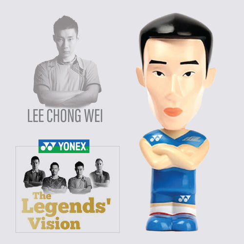Yonex Badminton Legends' Figure (Lee Chong Wei)