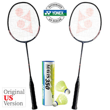 Load image into Gallery viewer, Yonex Muscle Power 5 Badminton Combo Set
