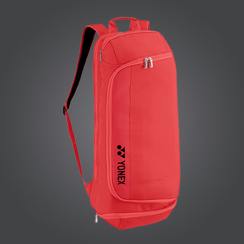 Yonex 82014 (Bright Red) Active Racquet Backpack Badminton Tennis Racket Bag