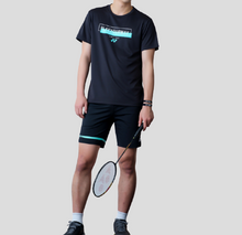 Load image into Gallery viewer, Yonex Men's Woven Shorts (Black) 201PH005M