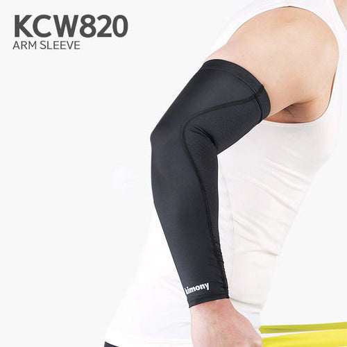 Kimony Compression Arm Sleeve KCW820 (Black)