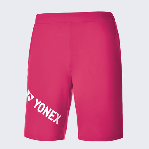 Men's Slim Fit Shorts (Magenta) 93PH001M