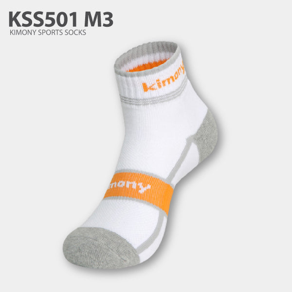 Kimony Men's Sports Socks [KSS501-M3]
